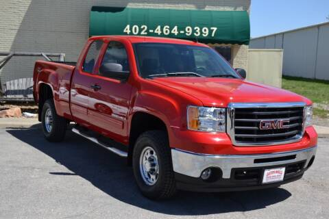2009 GMC Sierra 2500HD for sale at Eastep's Wheels in Lincoln NE