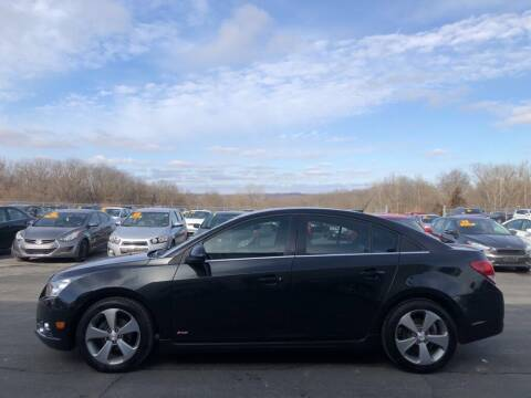 2011 Chevrolet Cruze for sale at CARS PLUS CREDIT in Independence MO