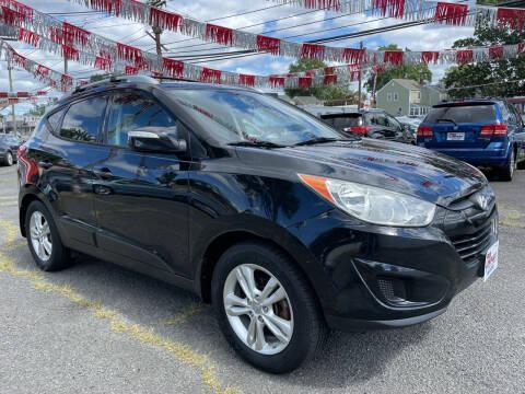2012 Hyundai Tucson for sale at Car Complex in Linden NJ