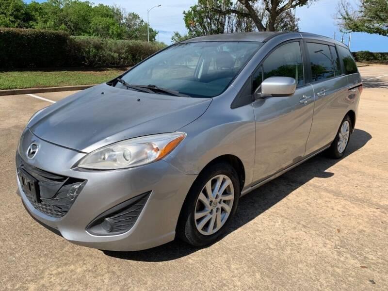 2012 Mazda MAZDA5 for sale at Bells Auto Sales in Austin TX