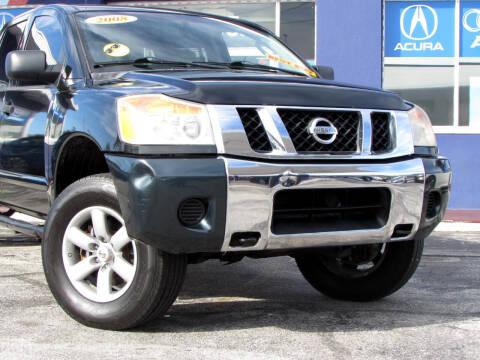 2008 Nissan Titan for sale at Orlando Auto Connect in Orlando FL