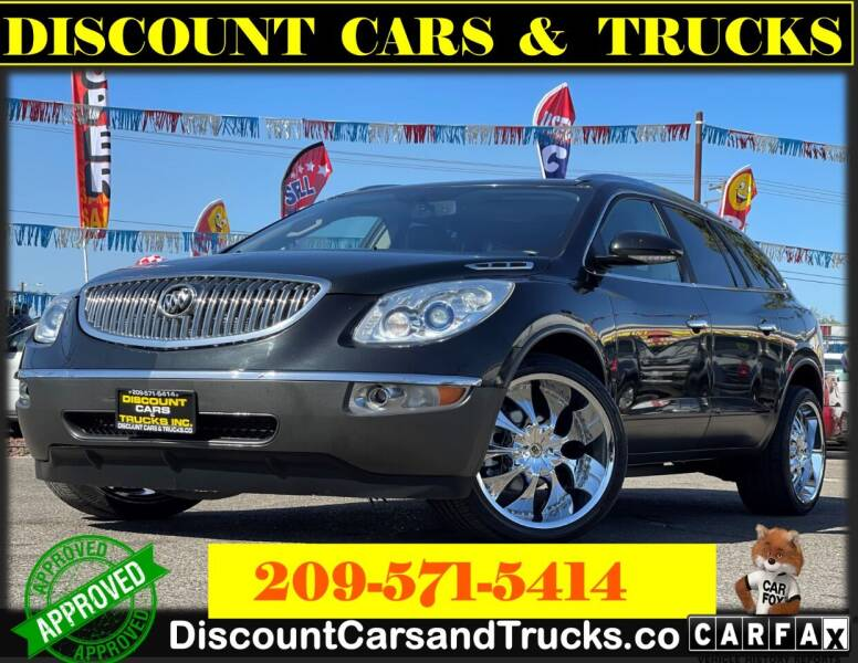 2010 Buick Enclave for sale at Discount Cars & Trucks in Modesto CA