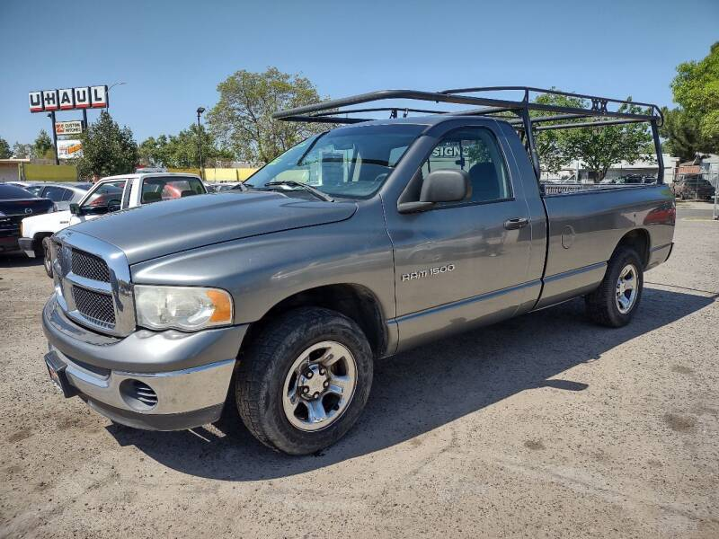 2005 Dodge Ram Pickup 1500 for sale at Larry's Auto Sales Inc. in Fresno CA