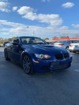 2011 BMW M3 for sale at City to City Auto Sales in Richmond VA