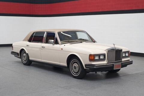 1983 Rolls-Royce Silver Spur for sale at B5 Motors in Gilbert AZ