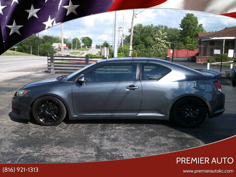 2011 Scion tC for sale at Premier Auto in Independence MO
