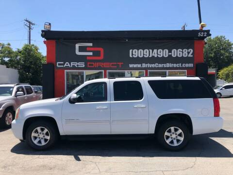 2011 GMC Yukon XL for sale at Cars Direct in Ontario CA