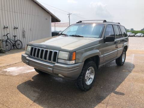 1998 Jeep Grand Cherokee for sale at Family Car Farm in Princeton IN