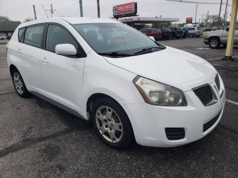 2009 Pontiac Vibe for sale at speedy auto sales in Indianapolis IN