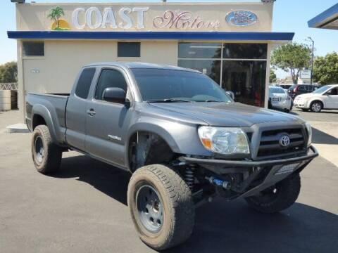 2009 Toyota Tacoma for sale at Coast Motors in Arroyo Grande CA