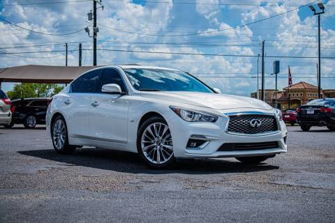 2020 Infiniti Q50 for sale at Jerrys Auto Sales in San Benito TX