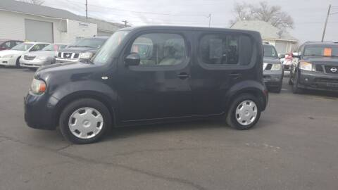 2011 Nissan cube for sale at BRAMBILA MOTORS in Pocatello ID