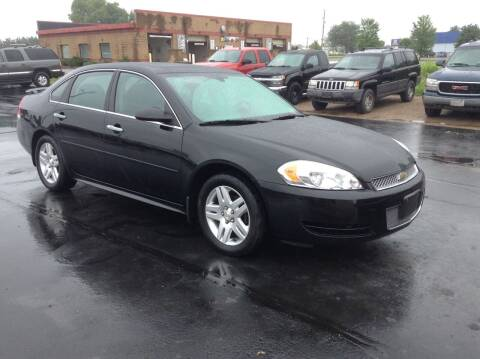 2013 Chevrolet Impala for sale at Bruns & Sons Auto in Plover WI