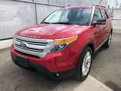 2012 Ford Explorer for sale at Pinnacle Automotive Group in Roselle NJ
