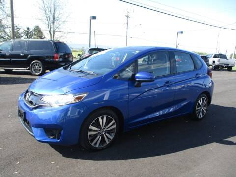 2016 Honda Fit for sale at FINAL DRIVE AUTO SALES INC in Shippensburg PA