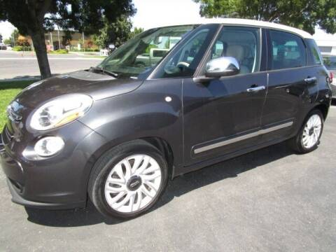 2014 FIAT 500L for sale at KM MOTOR CARS in Modesto CA