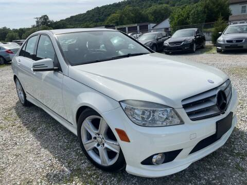 2010 Mercedes-Benz C-Class for sale at Ron Motor Inc. in Wantage NJ