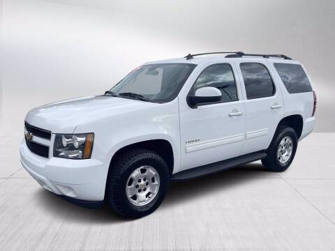 2013 Chevrolet Tahoe for sale at Fitzgerald Cadillac & Chevrolet in Frederick MD