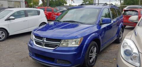 2012 Dodge Journey for sale at Superior Motors in Mount Morris MI