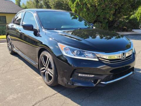 2017 Honda Accord for sale at CAR CITY SALES in La Crescenta CA
