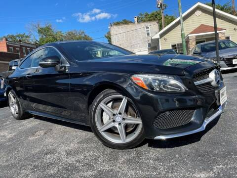 2017 Mercedes-Benz C-Class for sale at Murrays Used Cars Inc in Baltimore MD