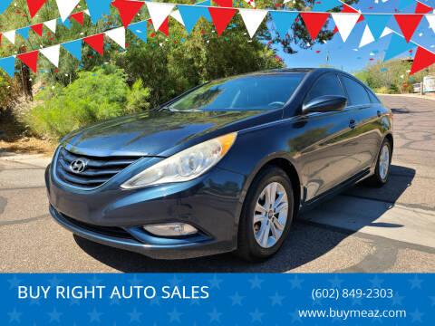 2013 Hyundai Sonata for sale at BUY RIGHT AUTO SALES in Phoenix AZ