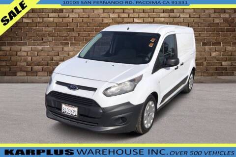 2014 Ford Transit Connect Cargo for sale at Karplus Warehouse in Pacoima CA