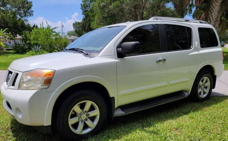 """2014 Nissan Armada for sale at WHEELS """"R"""" US 2017 LLC in Hudson FL"""