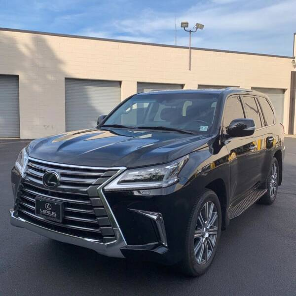 2017 Lexus LX 570 for sale at OFIER AUTO SALES in Freeport NY