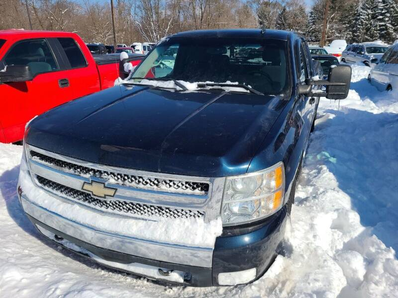 2008 Chevrolet Silverado 1500 for sale at All State Auto Sales, INC in Kentwood MI