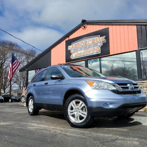 2010 Honda CR-V for sale at Harborcreek Auto Gallery in Harborcreek PA
