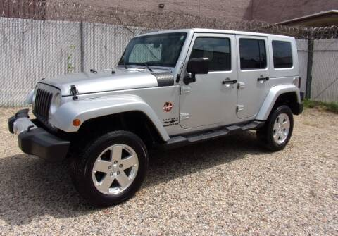 2010 Jeep Wrangler Unlimited for sale at Amazing Auto Center in Capitol Heights MD