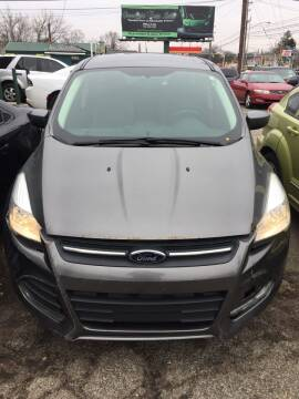 2014 Ford Escape for sale at GREENLIGHT AUTO SALES in Akron OH