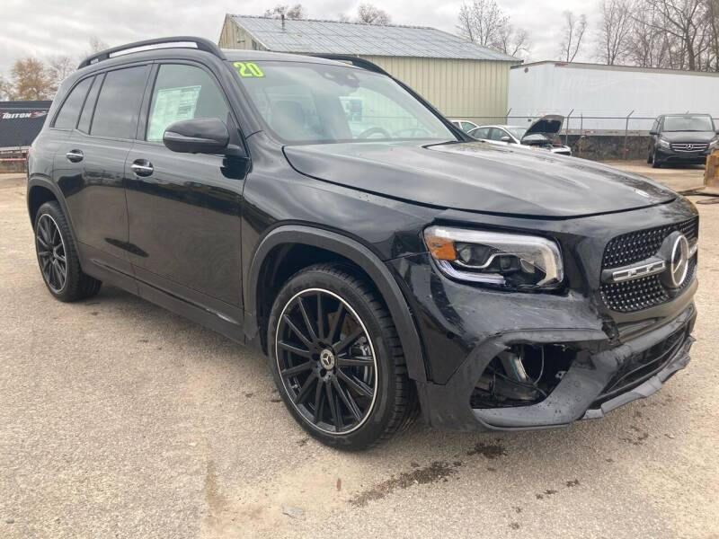 2020 Mercedes-Benz GLB for sale at SUNSET CURVE AUTO PARTS INC in Weyauwega WI