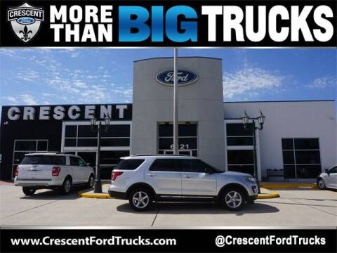 2018 Ford Explorer for sale at Crescent Ford in Harahan LA