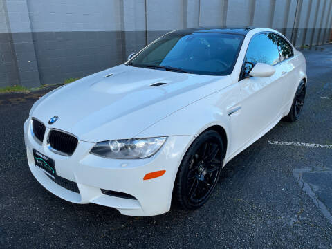 2008 BMW M3 for sale at APX Auto Brokers in Lynnwood WA