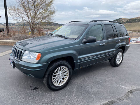 2003 Jeep Grand Cherokee for sale at Big Deal Auto Sales in Rapid City SD