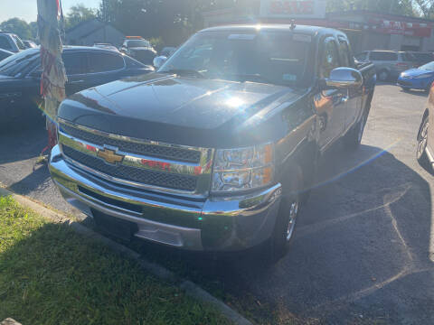 2013 Chevrolet Silverado 1500 for sale at Right Place Auto Sales in Indianapolis IN