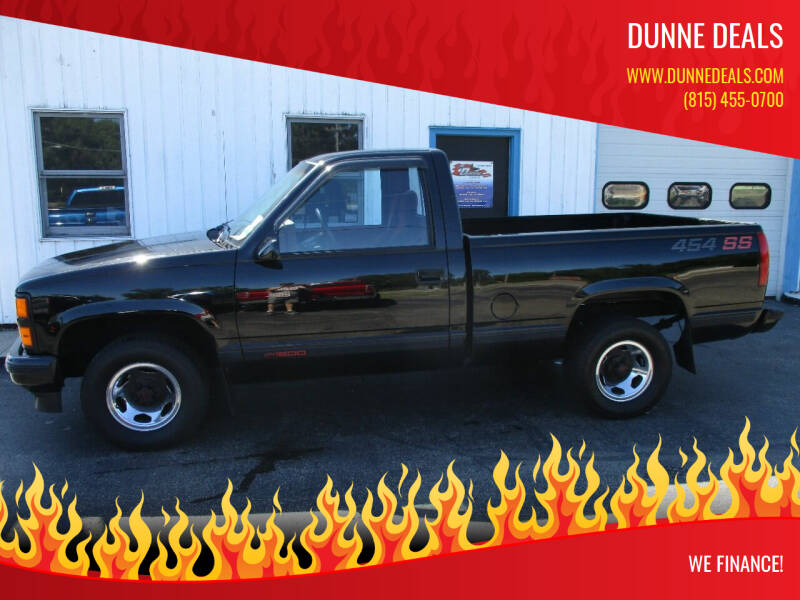 1990 Chevrolet C/K 1500 Series for sale in Crystal Lake, IL