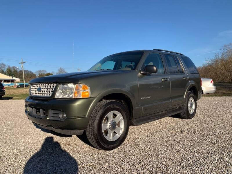 2002 Ford Explorer for sale at 64 Auto Sales in Georgetown IN