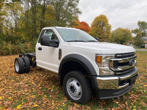 2020 Ford F-450 Super Duty for sale at Kenny Vice Ford Sales Inc - New Inventory in Ladoga IN