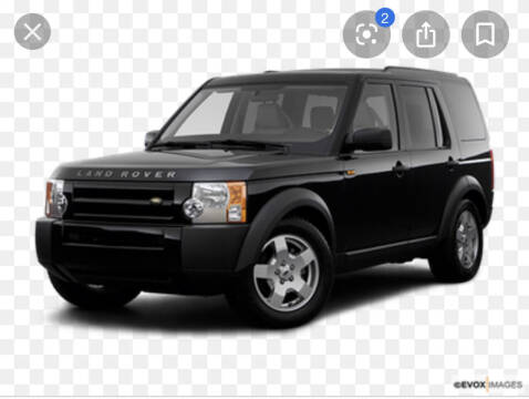 2007 Land Rover LR3 for sale at L G AUTO SALES in Boynton Beach FL