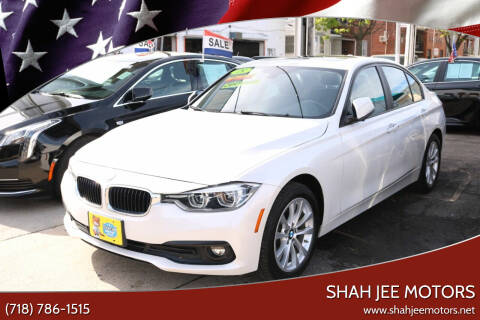 2018 BMW 3 Series for sale at Shah Jee Motors in Woodside NY