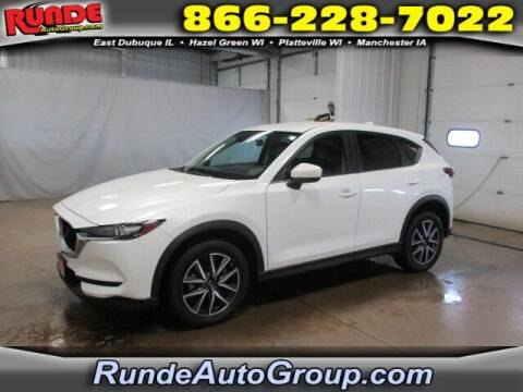 2018 Mazda CX-5 for sale at Runde Chevrolet in East Dubuque IL