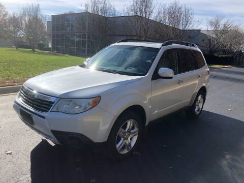 2010 Subaru Forester for sale at A&M Enterprises in Concord NC
