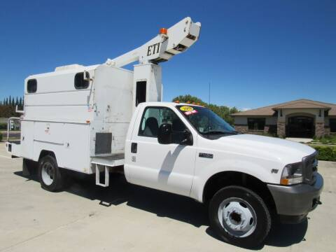 2003 Ford F-450 Super Duty for sale at Repeat Auto Sales Inc. in Manteca CA