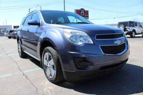2013 Chevrolet Equinox for sale at B & B Car Co Inc. in Clinton Twp MI