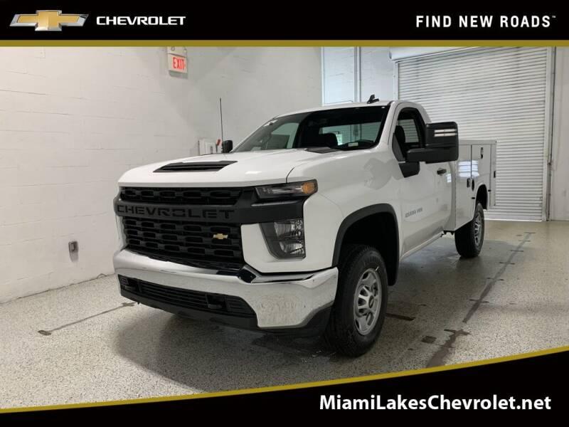 2021 Chevrolet Silverado 2500HD for sale in Miami, FL