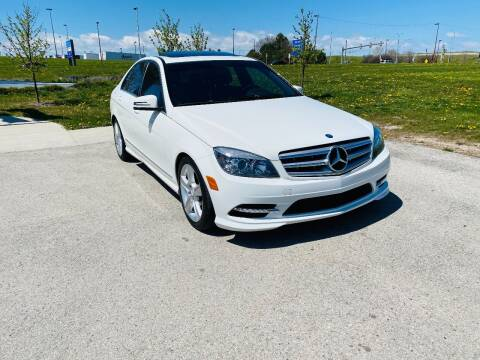 2011 Mercedes-Benz C-Class for sale at Airport Motors in Saint Francis WI