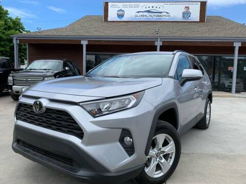2021 Toyota RAV4 for sale at Global Automotive Imports in Denver CO